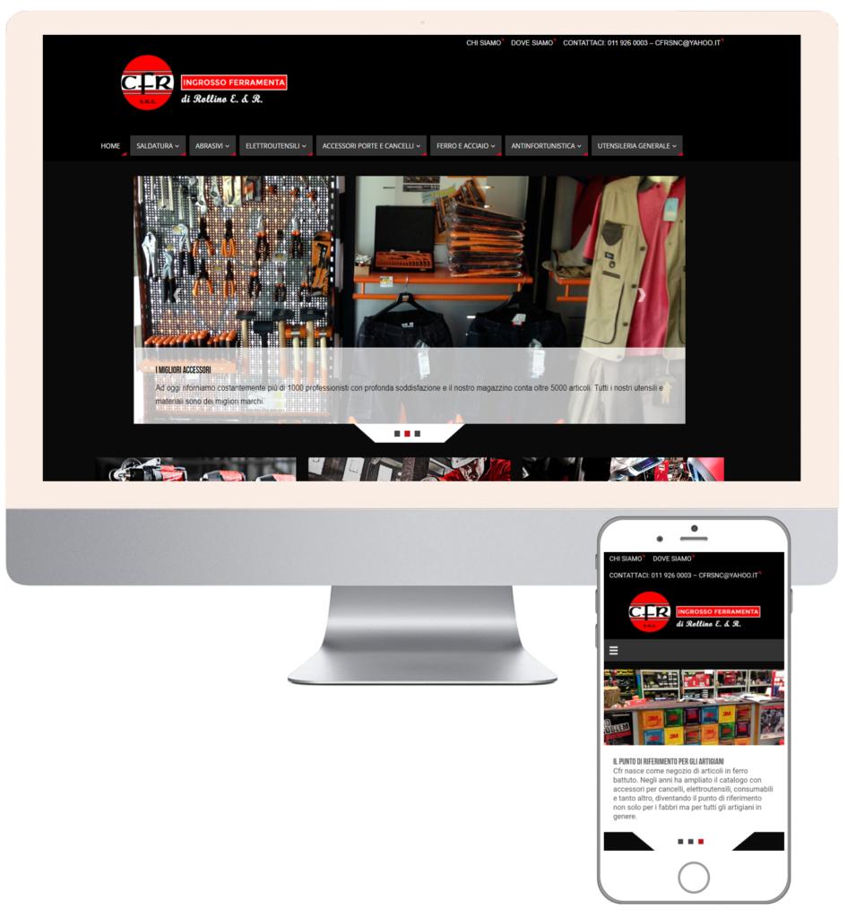 Professionista Web Designer Torino