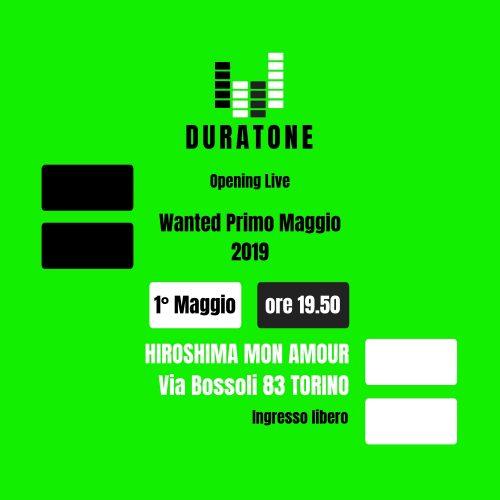 DURATONE-live