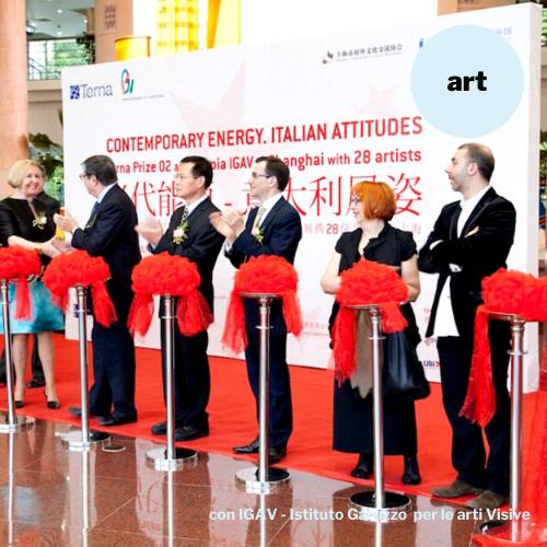 organizzazione mostre Italia Cina